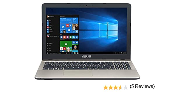 PORTATIL ASUS A541UJ-GQ473T - I5-7200U 2.5GHz - 4GB - 500GB - GEFORCE GT920M 2GB - 15.6/39.6CM HD LED - DVD R/RW - W10: Amazon.es: Informática