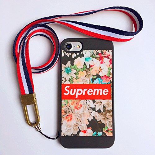 premium selection f7a08 47e92 Supreme iPhone 6/6S Case,Reflective TPU Mirror Case Flower Pattern ...