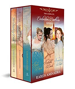 The Complete Emberton Brothers Series e-box set (The Emberton Brothers)