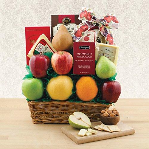 Bountiful Fruit Basket (Nature's Bounty Fruit Gift Basket)