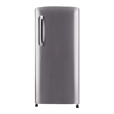 fb06b2a3e1d LG 215 L 5 Star Inverter Direct Cool Single Door Refrigerator (GL-B221APZY