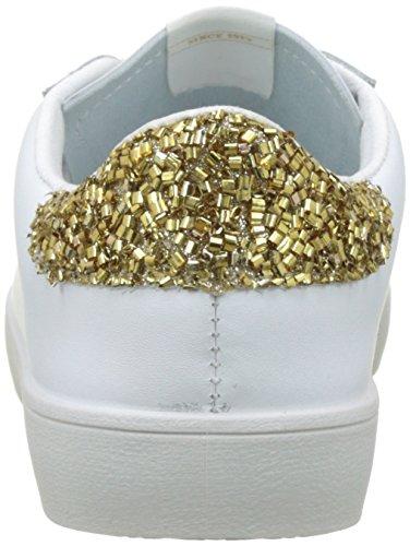 Piel Sneaker – Unisex Victoria Deportivo Adulto Oro AnPFx0x
