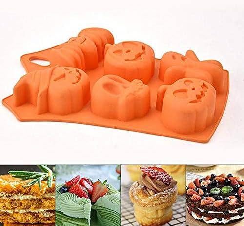 Citrouille Halloween cake tin pan moule de cuisson gelée anniversaire
