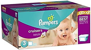 92 Count Pampers Cruisers Diapers Size 3