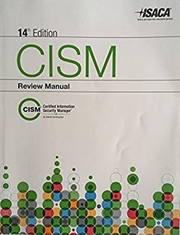 cism review manual 2014 by isaca 2013 01 01 amazon co uk books rh amazon co uk cism review manual 2016 cism review manual 2014