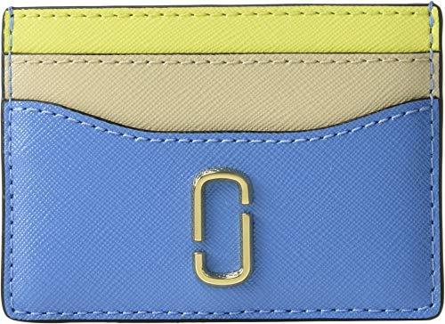 Marc Jacobs Women's Snapshot Card Case, Aquaria Multi, One Size (Marc Jacobs Designer Accessories)