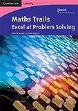 Maths Trails, Jennifer Piggott and Liz Pumfrey, 0521700434