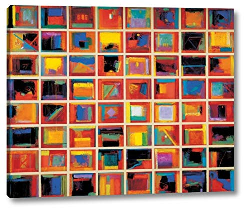 64 Abstract Paintings, Oversize by Gary Max Collins - 19