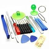 21 in 1 Mobile Phone Repair Tools Screwdrivers Set Kit For iPad4 iPhone 6 Plus 5
