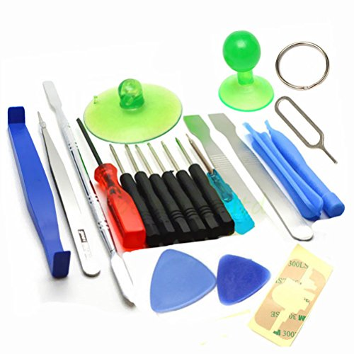 21 in 1 Mobile Phone Repair Tools Screwdrivers Set Kit For iPad4 iPhone 6 Plus - I Can Broken How Fix Glasses My