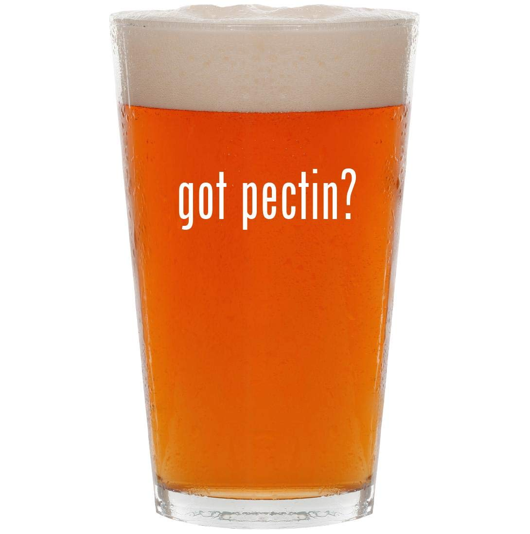 got pectin? - 16oz Pint Beer Glass