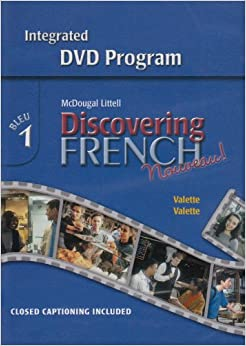 Discovering french nouveau integrated dvd program level 1 discovering french nouveau integrated dvd program level 1 audiobook fandeluxe Choice Image