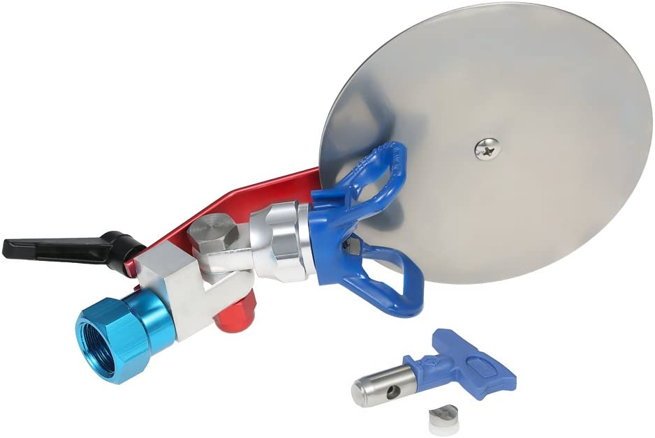 KUNSE Airless Spray Herramienta Punta Pintura Rociador Boquilla Azul 515 para Graco-#1