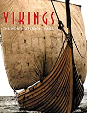 Image of Vikings : The North. Brand catalog list of Smithsonian Books DC.