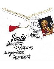 Vivaldi Stravaganza 55 Concertos