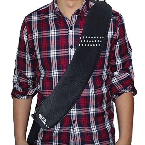 NC-17 Connect Belt Pack - Wasserabweisende multifunktionale Unisex Fahrradtasche / Outdoor Tasche / Umhängetasche / Schulterrucksack / Crossbag / Umhängegurt inkl. Zahlenschloss / Kabelschloss und vie