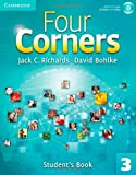 Four Corners Level 3 Full Contact with Self-study CD-ROM: Four Corners Level 3 Student's Book with Self-study CD-ROM