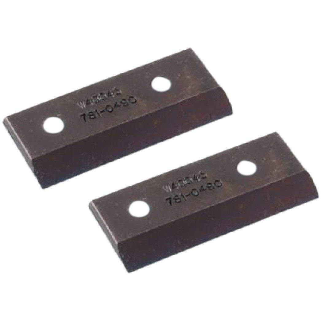 MTD 981-0490 PK2 Chipper Blades