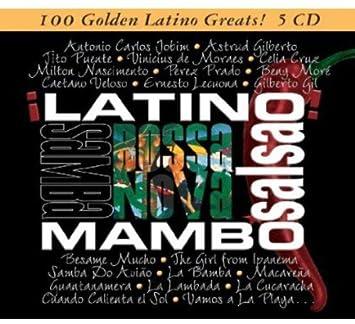 ¡latino! samba, mambo, salsa, bossa: miscellanee: Amazon.es: Música