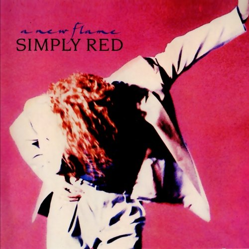"""Release """"A New Flame"""" By Simply Red"""