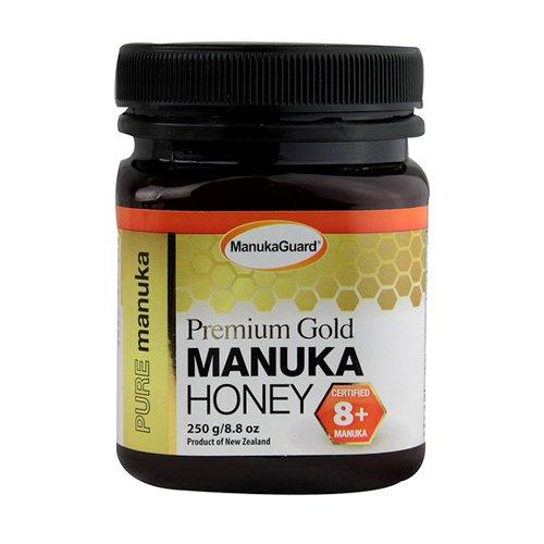 Manukaguard Premium Gold Manuka Honey 8+, 8.8 (Red Clover Honey)