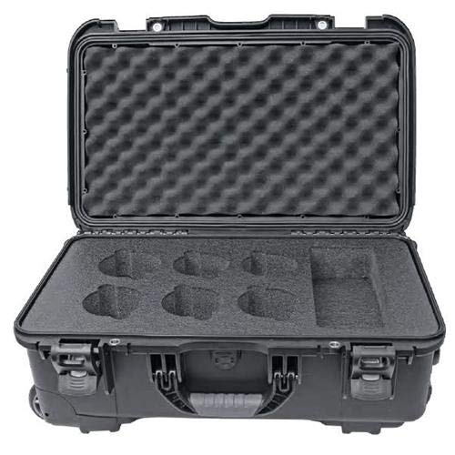 Rokinon 6 Lens Carry-On Case for Cine DS and Cine Lenses (Best Rokinon Cine Lens)