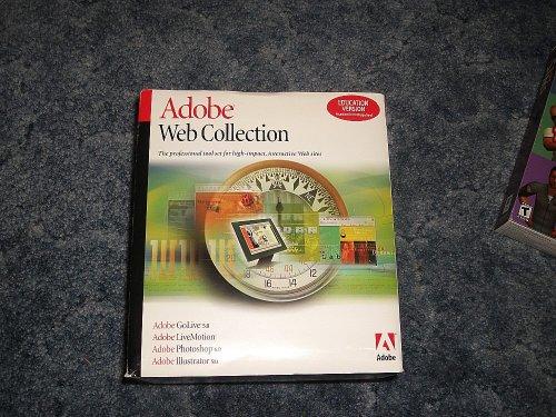 Adobe Web Collection v.3.0 (Mac) EDUCATION VERSION