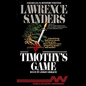 Timothy's Game Audiobook