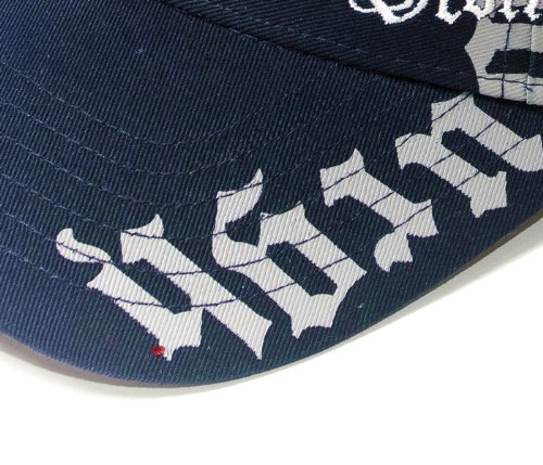 Cap Luv Baseball Cap Edinburgh Strap Vertical Navy I LTD Adjustable xtZPqwZa