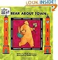 Bear About Town (A Barefoot Board Book) (Bear (Stella Blackstone))