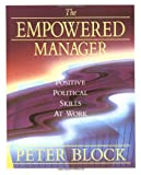 The Empowered Manager, Peter Block, 1555422659