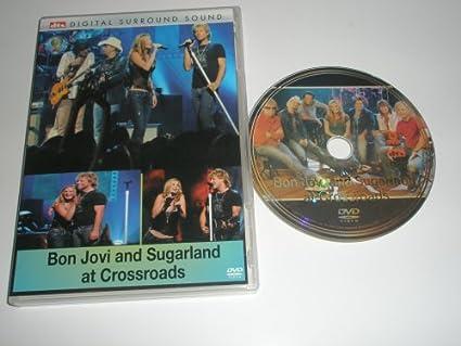 Amazon.com: Bon Jovi Lost Highway Concert Dvd+ Crossroads DVD: Movies & TV