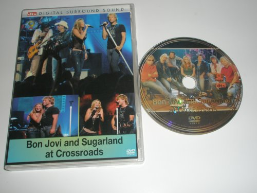 Amazon.com: Bon Jovi Lost Highway Concert Dvd+ Crossroads DVD: Movies & TV