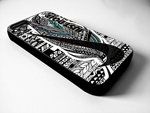 Just Do It Nike Aztec Geometric 05 for Iphone 4/4s 5 5c 6 6plus Case (iphone 5c white) (Nike Do Case It Just Iphone 5c)