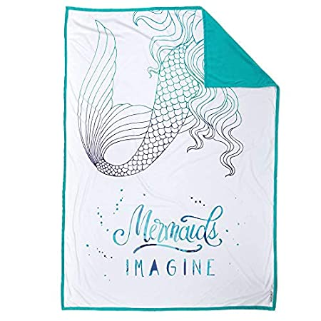 51gUaU0ju4L._SS450_ Mermaid Crib Bedding and Mermaid Nursery Bedding Sets