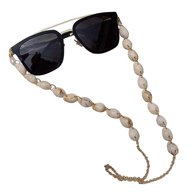 Amazon.com: ADDJ - Correa para gafas de lectura, na: Clothing