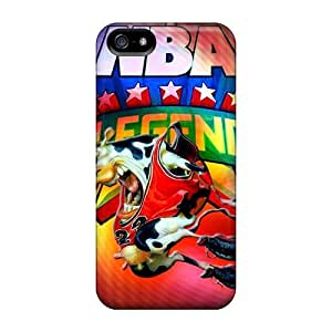 Anglams Premium Protective Hard Case For Iphone 5/5s- Nice Design - Nba Legend