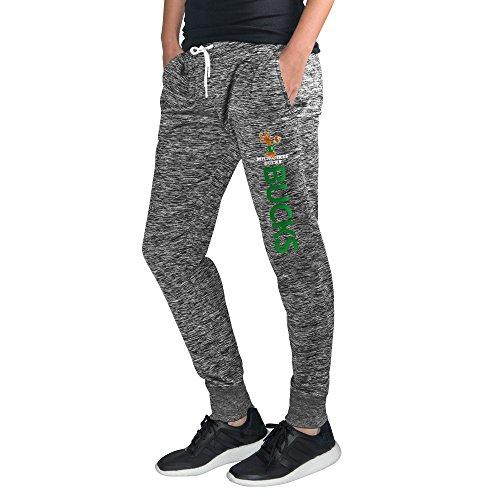 - NBA Milwaukee Bucks Women's Sideline Skinny Pants, Large, Heather Grey