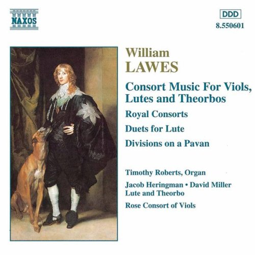 Royal Consort in D major for 2 theorbos: V. Ecco