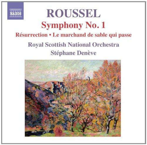Roussel - Oeuvres symphoniques 51gUbhRdQPL
