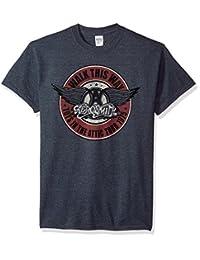FEA Mens Aerosmith Walk This Way Mens T-Shirt