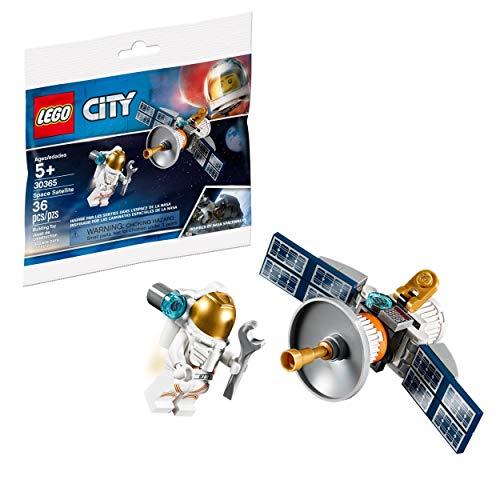 LEGO PolyBag Minifigure Set 30365 - Astronaut with Space Satellite 36 pcs