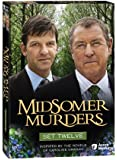 Midsomer Murders: Set 12 (Four Funerals and a Wedding / Country Matters / Death in Chorus / Last Year's Model)