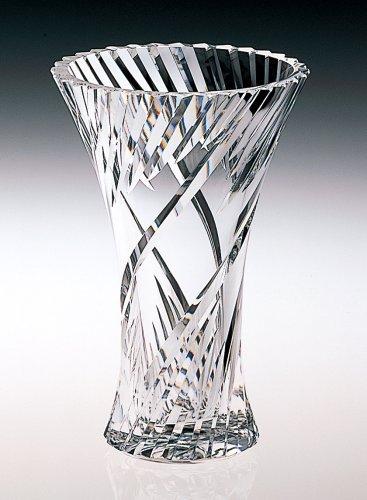 カガミクリスタル 花瓶 F306-810 B001CNFUWM