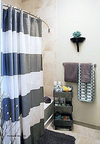 Gray Salon Towel 100% Cotton 16''x27''. Hand Towel - 6 DOZEN (72 Pack) by A&H (Image #6)