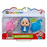 Cocomelon Bath Squirters, Featuring JJ Character
