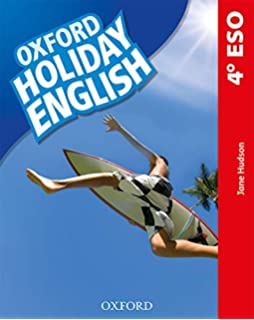 Holiday English 4º ESO: Students Pack Spanish 3rd Edition Holiday ...