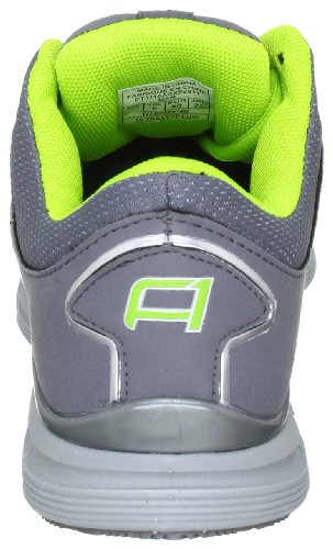 Grigio Adulto Basket Lyte dark Low Grey lime grau Scarpe Ultra 1001201077 Da cement And1 Unisex Ta8zyZqfy4
