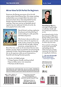 Tai Chi Fit: 24 FORM with David-Dorian Ross (YMAA) ** BESTSELLER**