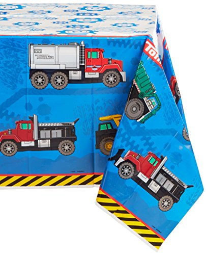 tonka truck party supplies - 4
